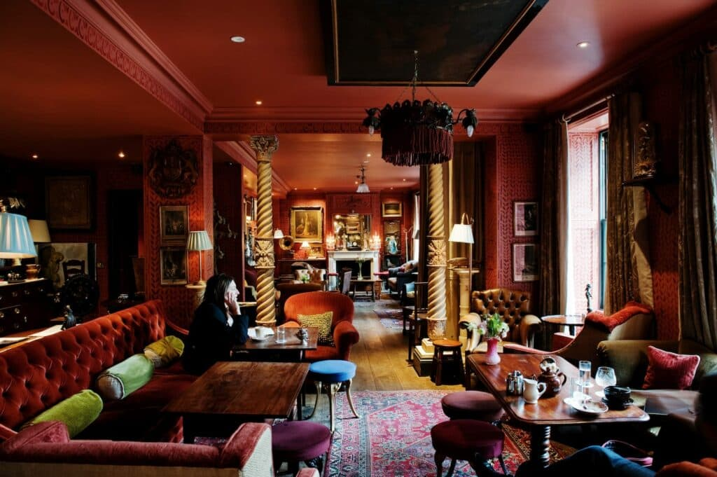 The Zetter Townhouse Clerkenwell The Cocktail Lounge