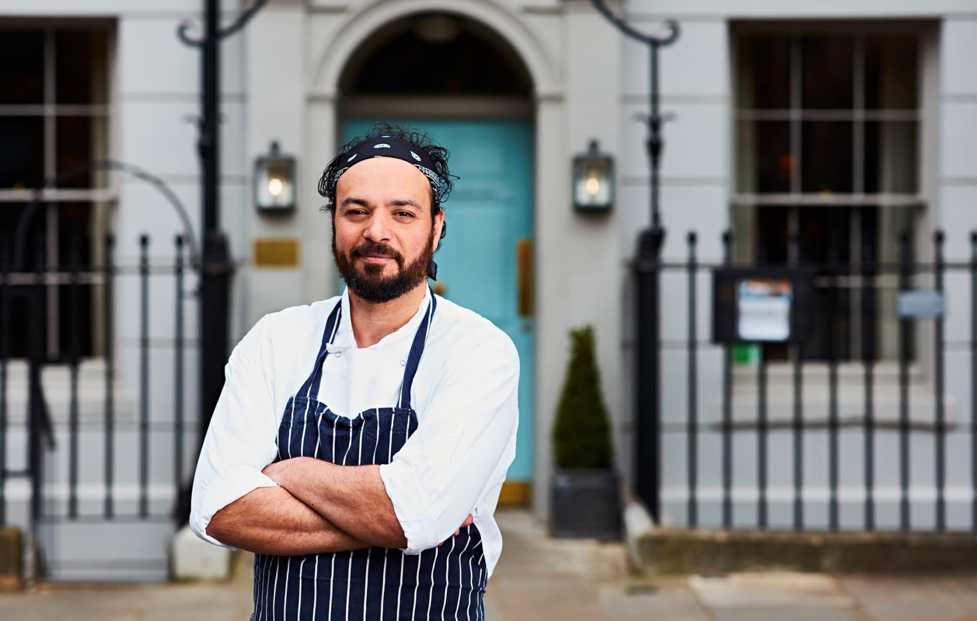 Rasheed Shahin Group Head Chef